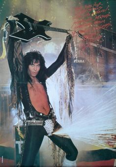 Merry Christmas   Blackie Lawless of W.A.S.P.  #BlackieLawless #wasp  #MerryChristmas