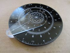 Picture of Circular Slide Rule