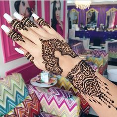 Henna Tattoo. FOLLOW @inezwoolfolk By ~ Inez Woolfolk. Xoxo