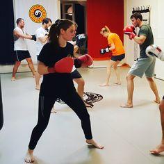 Sanda Pakua Combat