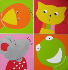 BEESTENBOEL 4 Geheel zelf samen te stellen qua kleuren en afmeting.