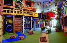 Commercial indoor play structures and playground equipment for ages, budgets, and design requirements of all types. Learn more about our custom capabilities! Indoor Playhouse, Wooden Playhouse, Playhouse Plans, Soft Play, Toy Rooms, Kids Rooms, Dream Rooms, Play Houses, My Dream Home