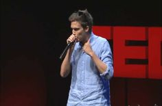 Tom Thum puts on a show for the audience at this TED event in Australia where he performs his outstanding beatboxing skills.