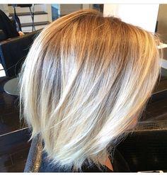 #shortbob #reversebob #haircut