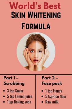Beauty Tips With Honey, Beauty Tips For Glowing Skin, Clear Skin Face, Face Skin Care, Diy Skin Care, Natural Skin Whitening, Natural Skin Care, Cc Creme, Good Skin Tips