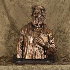 John Wycliffe Sculpture (full size - polished bronze)