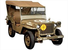 Willys Jeep of the world war