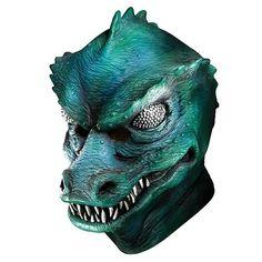 Star Trek Original Series Gorn Mask