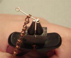 Kia Dallons Studio: Tutorial: Making Wire Work Chain