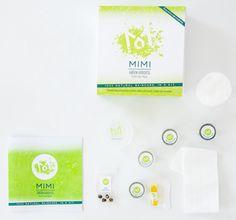 MIMI Green Goddess Fresh Face Mask