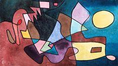 Paul Klee - Paysage dramatique.