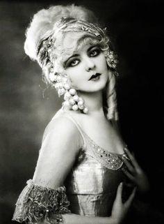 1920's Ziegfeld Marion Benda