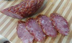 Kiełbasa Swojska Czosnkowa – Blog kulinarny Polish Recipes, Polish Food, Ham, Sausage, Bacon, Pork, Dinner, Slate, Sausage Recipes