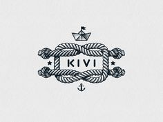 Kivi Logo Sign