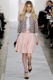 Catwalk - Oscar De La Renta - Pre - Autumn/Winter 2013-14