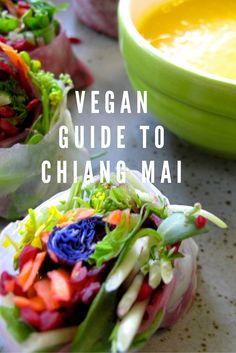 Vegan Guide to Chiang Mai Pin2