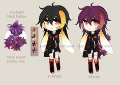 Lacies: Adoptables2 Auction [Open] ABs ADDED by =niaro on deviantART