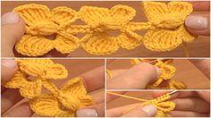 Crochet Butterfly Cord + Tutorial
