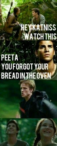 I love the Hunger Games, but these jokes make me love it even more!!!!