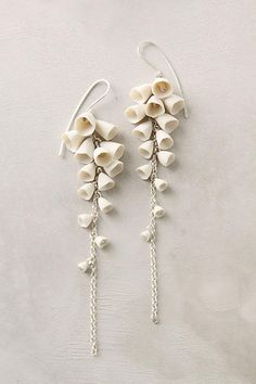Lily-Of-The-Valley Drops - anthropologie.com
