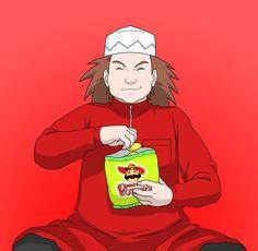 Chouji by TaJ92.deviantart.com on @DeviantArt Anime Naruto, Sasuke, Naruto Shippuden, Boruto, Anime Muslimah, Naruto Wallpaper, Mosque, Vector Art, Avatar