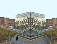A2RC Architects, Square - Brussels Meeting Centre, Brussels, 2009
