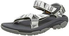 Teva Hurricane Xlt2, Sandalias de Punta Descubierta para Mujer Teva Shoes, Fashion, Palms, City, Shoes Sandals, Women, Moda, Zapatos, Shoes Outlet