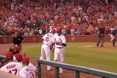 Molina's first homer of the year! 6.15.15
