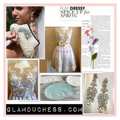 """GLAMDUCHESS.COM #3"" by damira-dlxv ❤ liked on Polyvore featuring vintage"