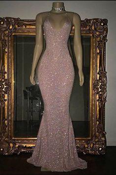 Custom Made Luscious Evening Dress Long Pink Sequin Mermaid Long Prom Dress, Sequin Evening Dress Evening Dress Long, Mermaid Evening Gown, Sequin Evening Dresses, Mermaid Prom Dresses, Ball Dresses, Pink Mermaid Dress, Pink Sequin Dress, Pink Sparkly Dress, Prom Gowns