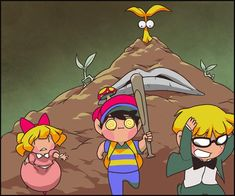 The Bosses of EarthBound - Pondly