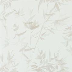 bamboo - alabaster wallpaper | Designers Guild