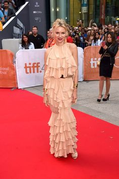 2015 TIFF Red Carpets