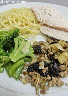 Pavo al horno sencillo y jugoso con mantequilla a las hierbas – Pizca de SaborA