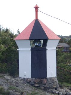 Gitmertangen North Range Rear Lighthouse~Arendal~ Norway
