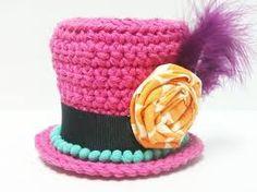 Free Pattern - Crochet Top Hat
