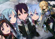 Sword Art Online by Takazuki (@Takasadasan)   Twitter... Yuuki