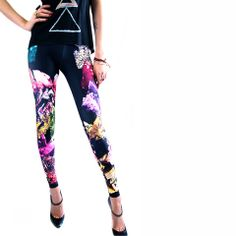Crystals Legging, $67, now featured on Fab.