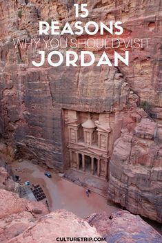 15 Reasons You Should Visit Jordan at Least Once in Your Life|Pinterest: @theculturetrip
