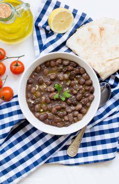Lebanese Foul Moudammas – Tasty Mediterraneo