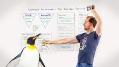 If you want a quick hack to write content for featured snippets, this isn't it. But the inverted pyramid method of writing *can* help you craft intentional, rich content that will help you rank for multiple queries and win more than one snippet at a time—learn how in this Whiteboard Friday featuring the one and only Dr. Pete!