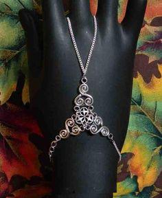 I found 'Celtic Slave Bracelet Ceridwenn by Lewelyns on Etsy' on Wish, check it out!