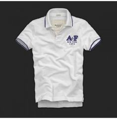 Abercrombie & Fitch Ampersand Mountain 743 IN White
