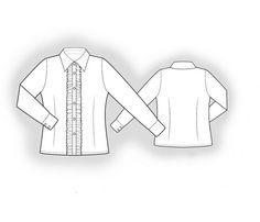 Patterns custom size 7189