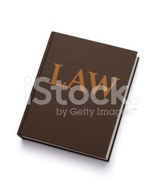 The Law Book royalty-free stock photo