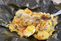 Sweet y Salado: Colombian Tamales (Tolimense Style)