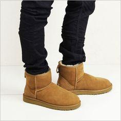 b03d2c13bb Die 13 besten Bilder von UGG Boots Men // Outfits | Clothes for men ...