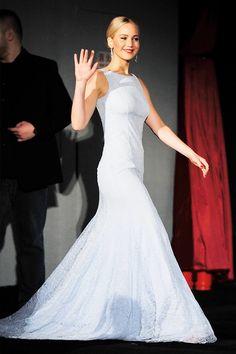 Jennifer Lawrence at the 'Mockingjay: Part 2′ Beijing Premiere