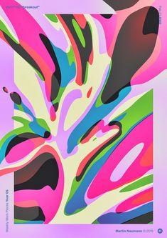 Martin Naumann on Behance Freelance Graphic Design, Graphic Design Posters, Graphic Design Inspiration, Graphic Prints, Web Design, Design Art, Graphic Illustration, Illustrations, Arte Pop
