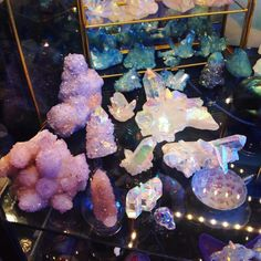 Terrence Loves You Crystals And Gemstones, Stones And Crystals, Gem Stones, Wicca, Rainbow Family, Crystal Aesthetic, Little Presents, Head Shop, Crystal Magic